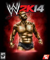 WWE2K14 Custom Cover Ft. Randy Orton