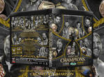 WWE Night Of Champions 2013 Blu-Ray Cover