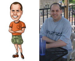 cartoon picture portrait