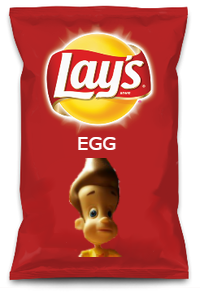 The new Lays chip flavor by TylerOnCheese