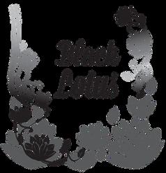 Black Lotus Logo- By sasquatchii