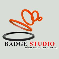 BADGE Studio Logotype by AndrewBadger