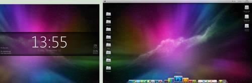 My Desktop Nov. 2010 by AndrewBadger