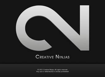 Creative Ninjas Logotype by AndrewBadger