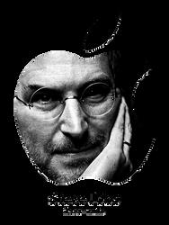Steve Jobs by AndrewBadger