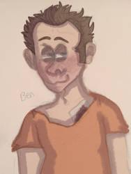 Ben Linus by videonastiez