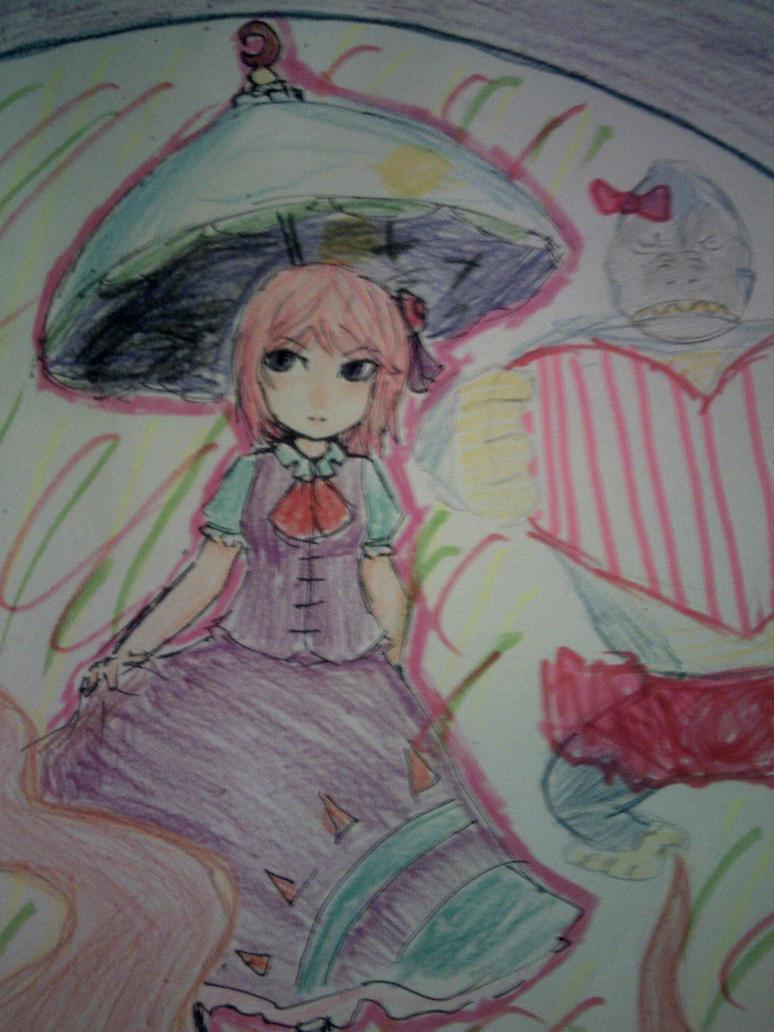 Hotaru girl by Yuiru