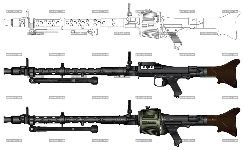 Preview - MG42 | RECOIL