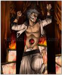 Grimmjow by satsukei