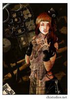Steampunk by satsukei