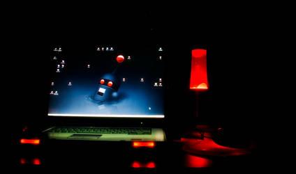 Laptop Desktop by Samedi