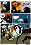 Harley and Ivy vs. Batman