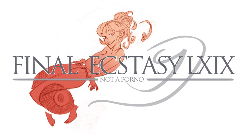 Final Ecstasy by batlesbo