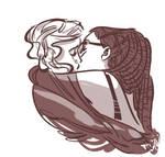 Cosima and Delphine