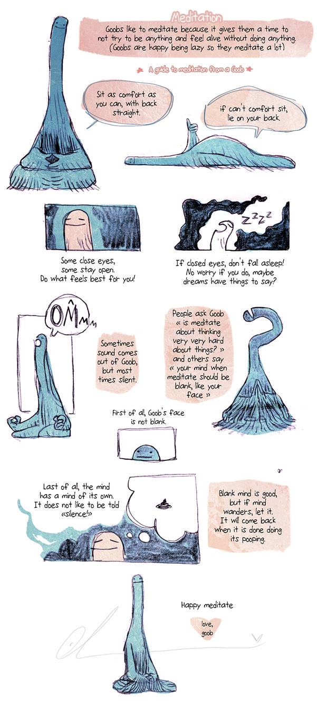 a goob meditation guide