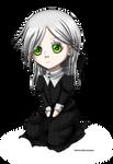 Black Butler OC: Winter Rose Crevan