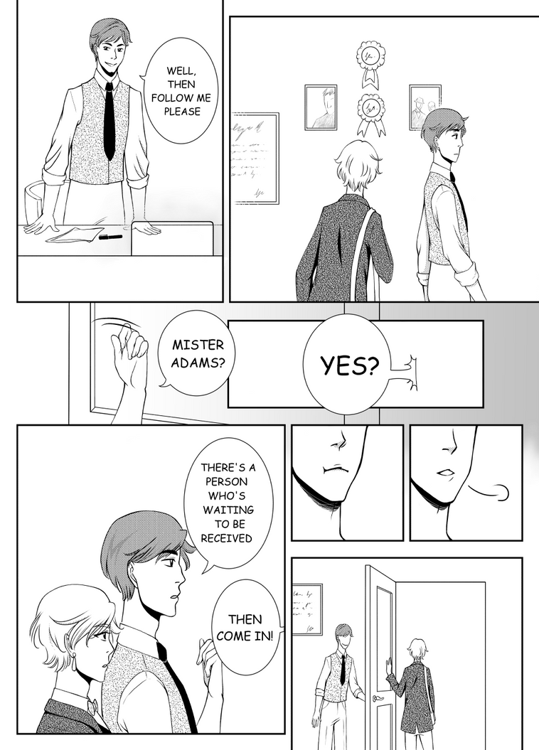 Papaverum - Chapter 1 page 8 by Mosky-chan