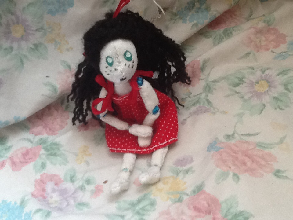 Jessie doll by Avis-Hope