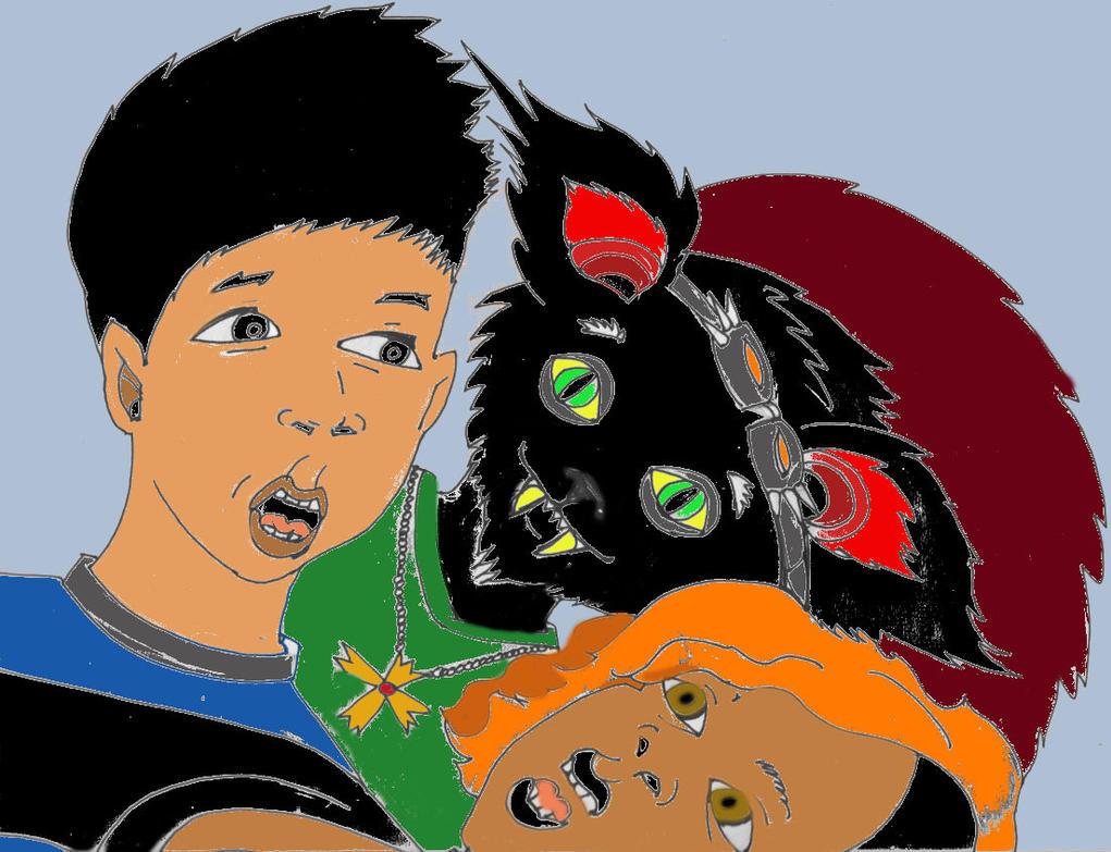 Dookyboo1 Color by sumikoska