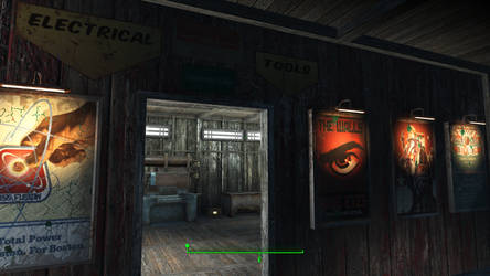ghostbusters in Fallout 4 - 2nd Floor Workshop by MrLively