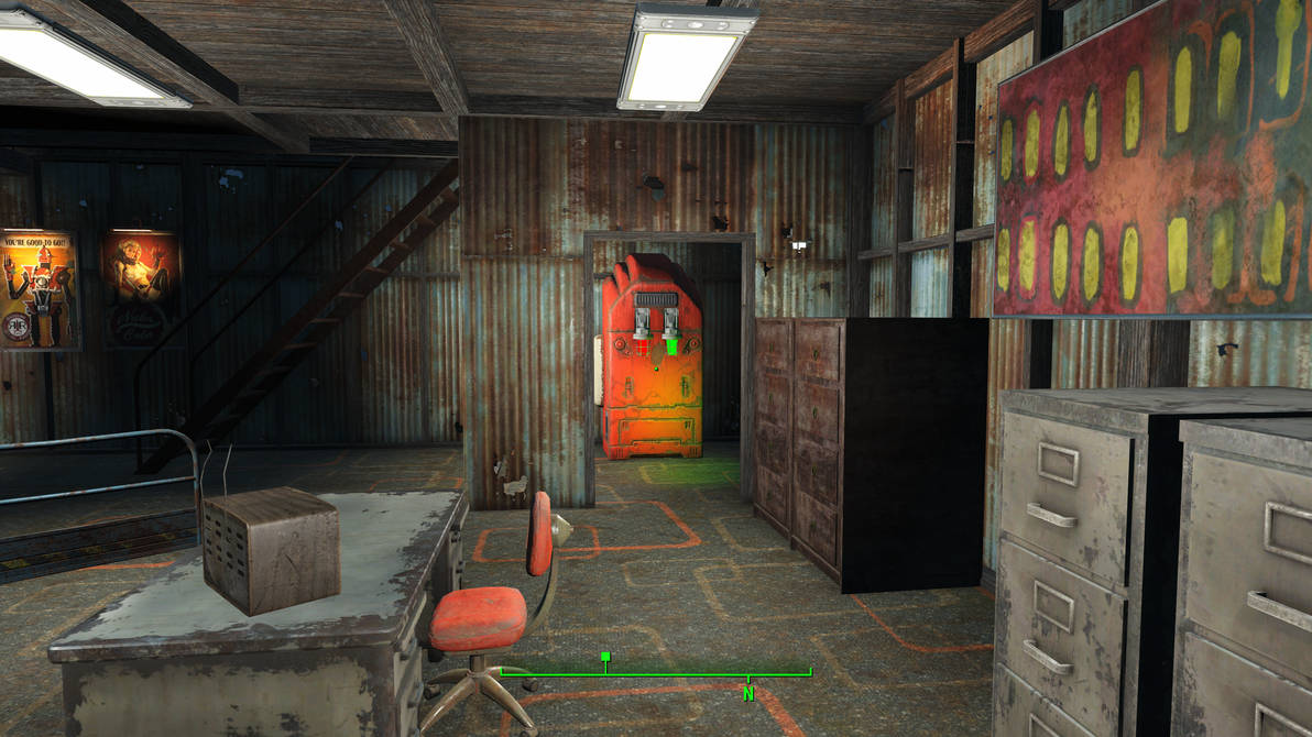 Ghostbusters in Fallout 4 - Ecto Containment by MrLively