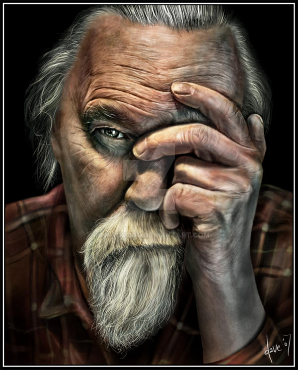 Carlzon portrait by BikerScout