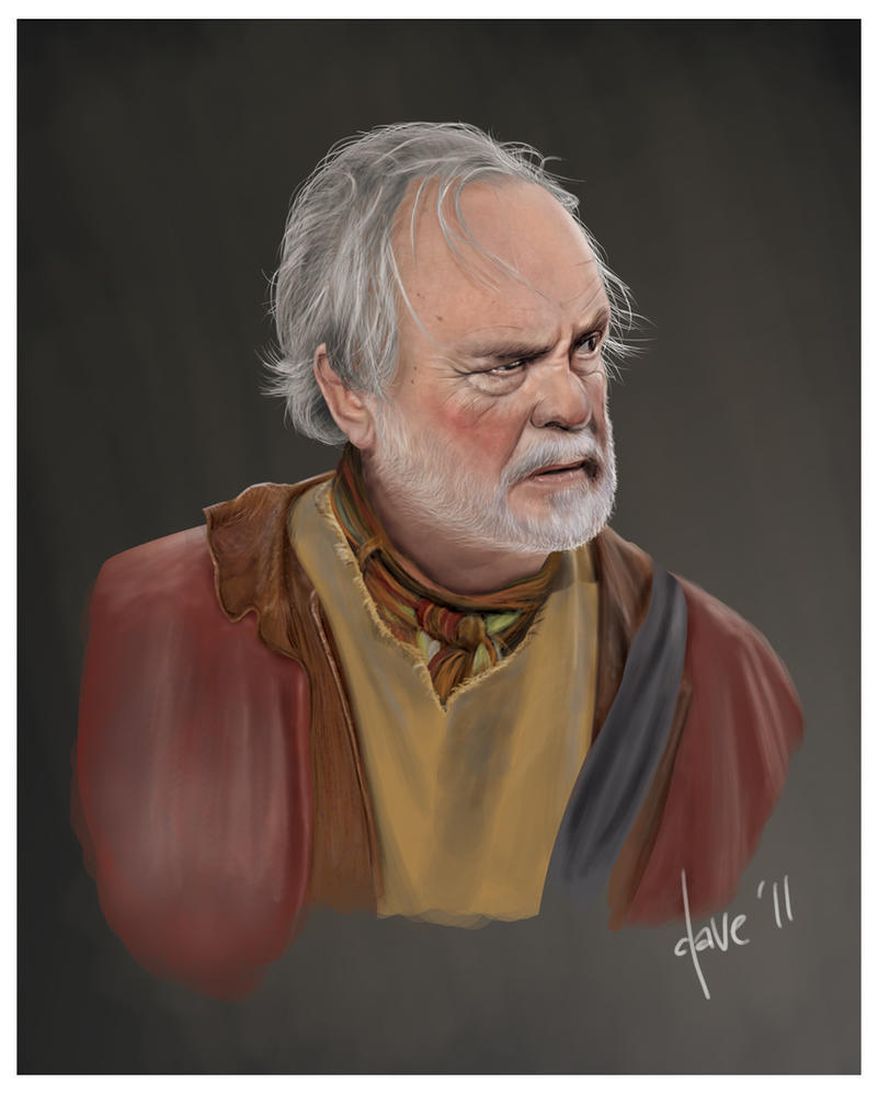 'Hawk' poster - Gawain by BikerScout