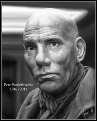 Pete Postlethwaite - a tribute