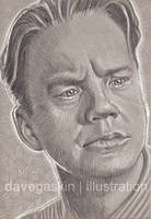 062/365 - Andy Dufresne by BikerScout
