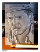 064/365 Indiana Jones by BikerScout