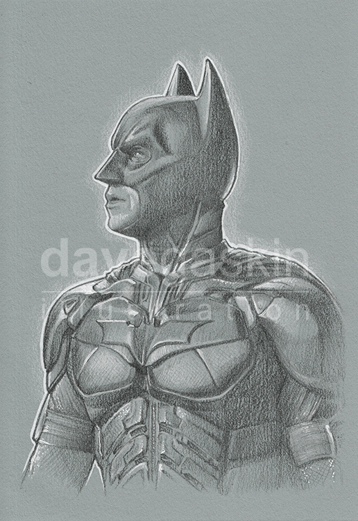 [1/3] Batman by BikerScout
