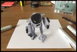 3D ED-209