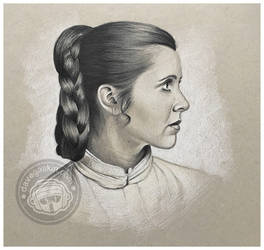 Leia profile by BikerScout