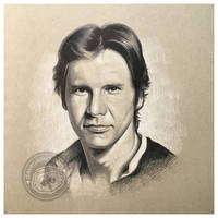Portrait of a Nerf Herder