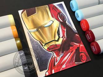 Iron Man PSC by BikerScout