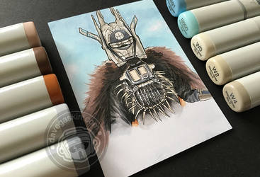 Enfys Nest sketchagraph by BikerScout