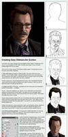 Creating Gary Oldman