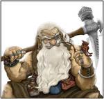 Inkthinkers Dwarf Coloured