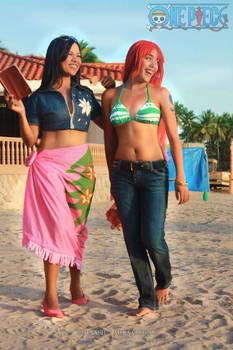 Best Girlfriends on the Beach