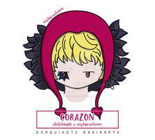 Chibihead Corazon