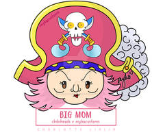 Chibihead Big Mom