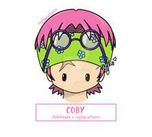Chibihead Coby