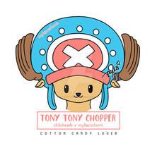 Chibihead Tony Tony Chopper