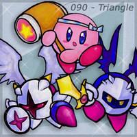 090 - Triangle by Mikoto-Tsuki