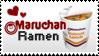 OTH-Stamp MaruChan Ramen by Mikoto-chan