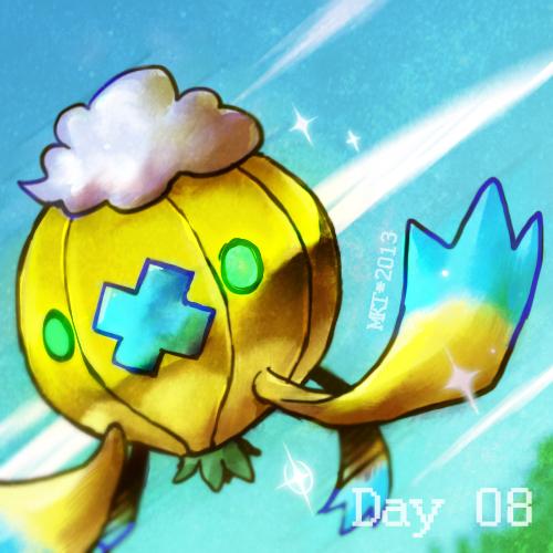 Day 08 - Favorite Flying Type by Mikoto-Tsuki