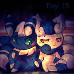 Day 15 - Favorite Psychic Type