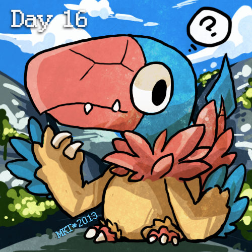 Day 16 - Favorite Rock Type by Mikoto-Tsuki