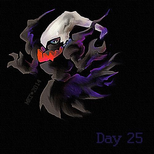 Day 25 - Favorite Legendary by Mikoto-Tsuki