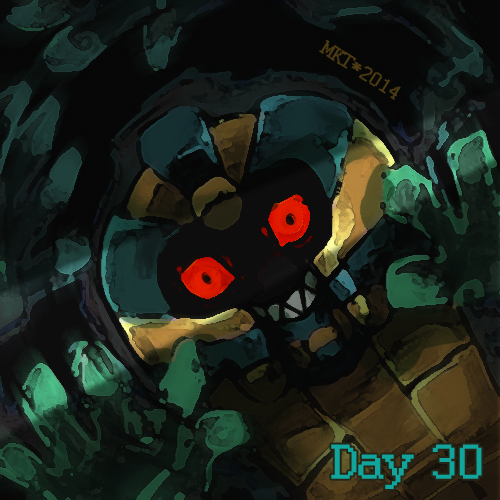 Day 30 - Most Badass Pokemon by Mikoto-chan